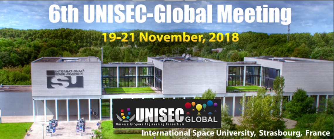 The Sixth UNISEC-Global Meeting
