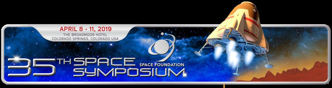 National Space Symposium - Colorado Springs, USA
