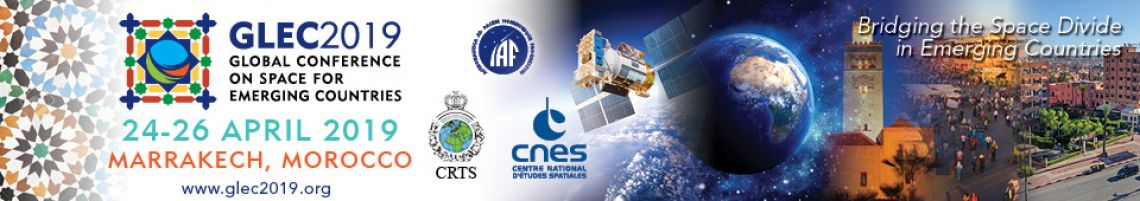 Global Conference on Space for Emerging Countries - GLEC2019